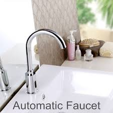 automatic kitchen faucets aliexpress buy 100 brass automatic kitchen faucets single