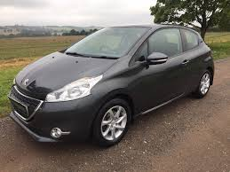 peugeot for sale used peugeot 208 for sale essex