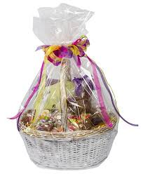 filled easter baskets wholesale deluxe easter basket filled with chocolate candies morkes