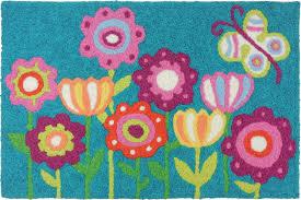 jelly bean indoor outdoor rugs jellybean be happy garden accent rug
