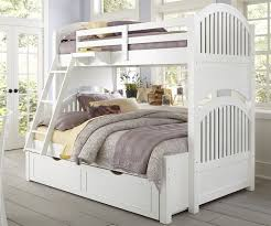 White Bunk Bed With Trundle Uncategorized Bunk Beds With Trundle For Trendy White Bunk