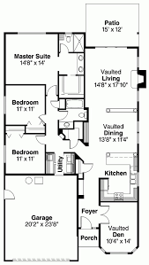 narrow house plan 24 24 house plans lovely house plan 50 fresh narrow lot house plans