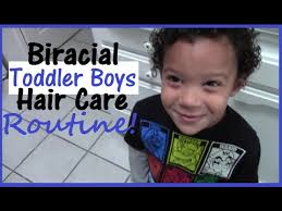 biracial toddler boys haircut pictures biracial toddler boys hair care routine daily vlog 112