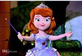 custom sofia princess mascot costume cartoon mascot carnival