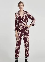 s sleeve jumpsuit sleeve v neck floral jumpsuit novashe com
