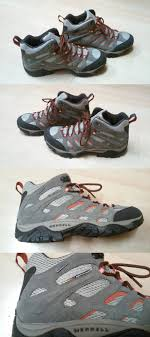 womens hiking boots size 11 womens 181393 womens merrell moab mid waterproof hiking boots
