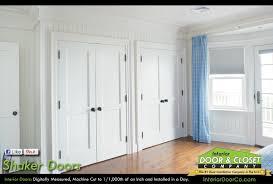 Craftsman Closet Doors Interior Door Closet Company Interior Door Replacement
