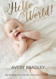 baby announcement cards baby announcement cards birth announcement cards snapfish