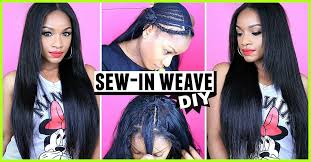 sew in weaves with bangs 20 creative ways to style your sew in hair