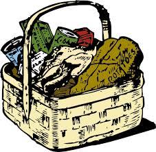 food baskets food basket clip at clker vector clip online
