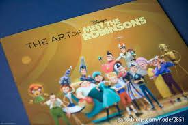 book review art meet robinsons parka blogs