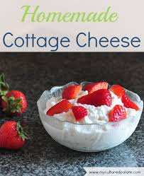 Goat Cottage Cheese by Cottage Cheese Recipe