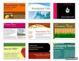 download free html email newsletter templates newsletters