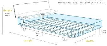 Floating Bed Frame For Sale Floating Bed Frame Floating Bed With Led Light Floating Bed