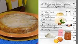 recettes de julie andrieu cuisine le gâteau nantais de françoise recettes julie andrieu