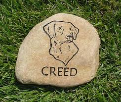 pet memorial stones labrador pet memorials labrador grave markers and labrador