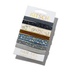kitsch hair ties kitsch astrology hair tie set goop