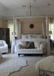 Canopy Bedroom Sets With Curtains Installing White Canopy Bed Curtain Modern Wall Sconces And Bed