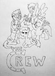 the horseshoe crew by dynamodazzle on deviantart