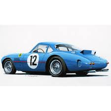 ferrari prototype ferrari 250 gt sperimentale stirling moss 1st prototype for