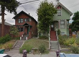 two houses oakland houses go up for sale for just 1 daily mail