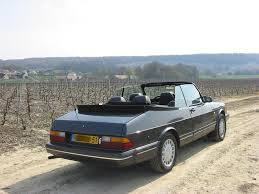 classic saab saab 900 classic convertible pictures