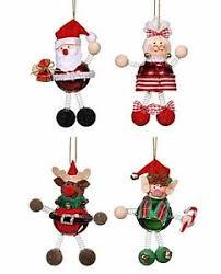 darice diy jingle bell ornament kit choose santa mrs claus