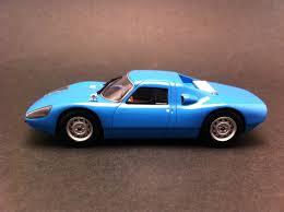 porsche 904 porsche 904 gts 1964 bleue 1 43 minichamps 400065720 selection rs
