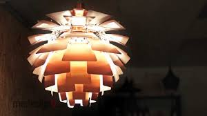 Artichoke Chandelier Ph Artichoke Lamp Medesign9 Com Youtube
