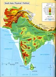 Ancient India Map Geography Ancient River Valley Civilizations