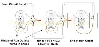 how to replace a worn at 3 wire outlet diagram gooddy org