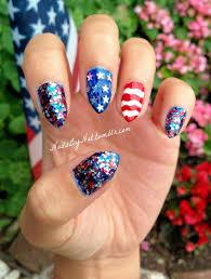 39 best american flag nail art designs images on pinterest