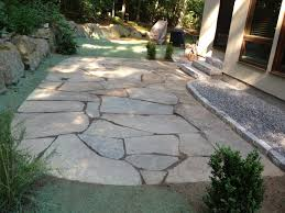 Average Price For Stamped Concrete Patio by Blue Stone Patio Cost