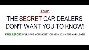 nissan rogue canada invoice price how to pay less for new car or car lease 2017 2018 youtube