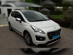 what car peugeot 3008 peugeot 3008 1 6 hdi 115 cross way carventura