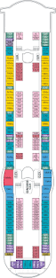deck plans freedom of the seas royal caribbean intl