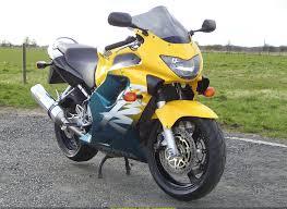 honda cbr 600 f4i sportbike rider picture website