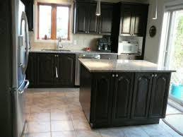 couleur d armoire de cuisine armoire de cuisine en chêne décapage changer la couleur