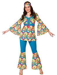 70 s funky hippie costume ef2218 plus size fancy dress costumes