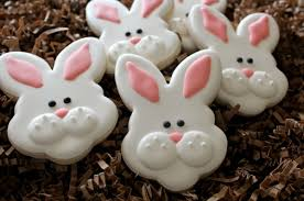 rabbit cookies bunny cookies the sweet adventures of sugar