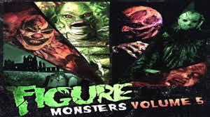 figure monsters 5 halloween mix part 1 zikkboy youtube
