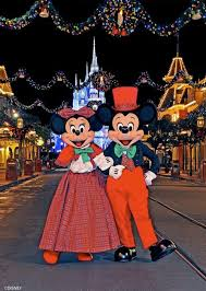 When Do Christmas Decorations Go Up At Disneyland 62 Best Disney Characters Christmas Images On Pinterest Disney