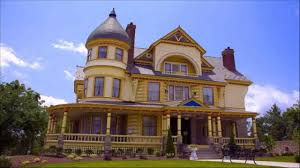 victorian style house queen anne style house history youtube