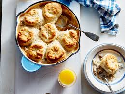 biscuits and gravy skillet recipe southern living
