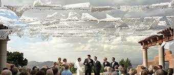 santa fe wedding venues hacienda dona andrea de santa fe weddings elopements and