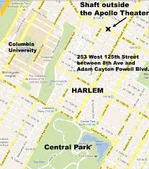 a map nyc iconic locations in york city