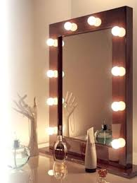 mirror with light bulbs dressing mirror with lights makeup mirror vanity led light bulbs kit