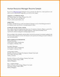 hr assistant resume samples hr resume objective resume templates 9 resume objective for hr