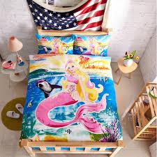 Little Mermaid Comforter Little Mermaid Twin Bedding Beautiful Little Mermaid Twin