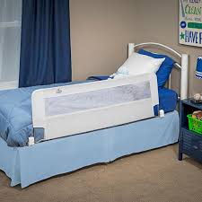 Bed Rails At Walmart Amazon Com Regalo Swing Down Extra Long Bedrail White